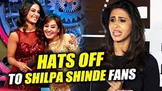 Kishwar Merchant Reaction On Shilpa Shinde Bigg Boss 11 WINNER