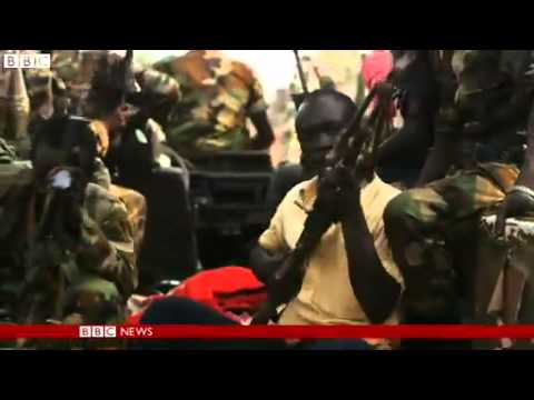 Thousands flee sectarian violence in Central African Republic 2