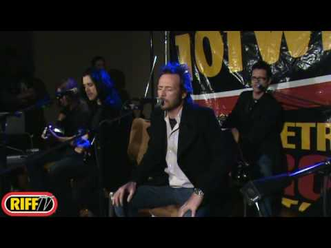 Scott Weiland - Killing Me Sweetly - 101 WRIF Detroit