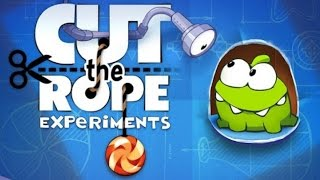 Cut the Rope Experiments Full Gameplay Walkthrough