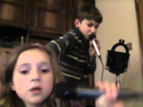 """minecraft enchanted"" B&G Karaoke"