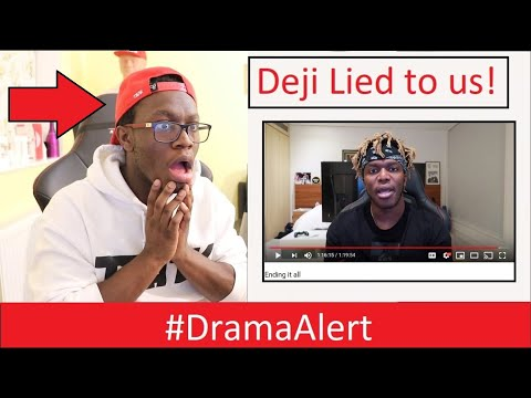 KSI PROVES 100% that DEJI has been LYING & MANIPULATING! #DramaAlert