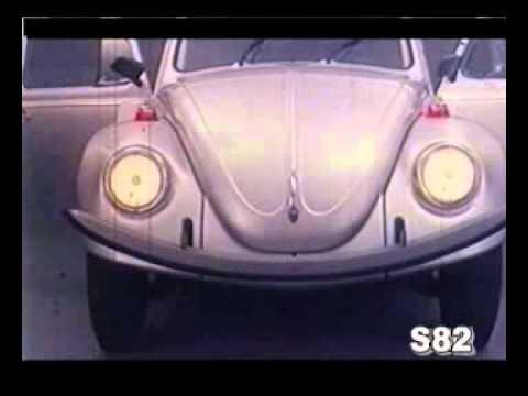 PROPAGANDA COMERCIAL VW FUSCA VOLKSWAGEN BEETLE 1983 BRASIL BRAZIL PECAS ORIGINAIS
