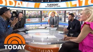 'Voice' Coaches Trade Jokes, Gwen Opens Up About New Song | TODAY