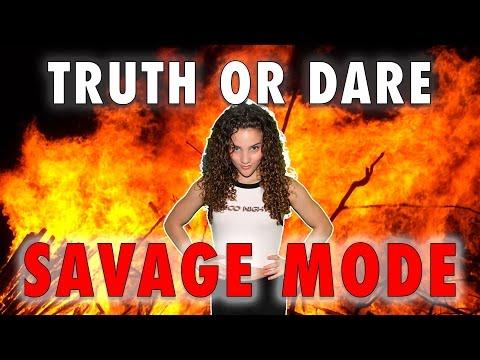 INSANE TRUTH OR DARE GAME