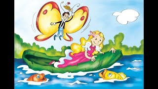 Degetica - Andersen Povestitorul, la Copilul destept