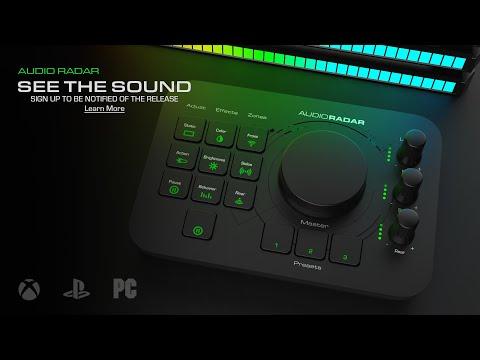 Audio Radar - See the Sound