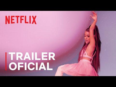 ariana grande: excuse me, i love you | trailer oficial | netflix
