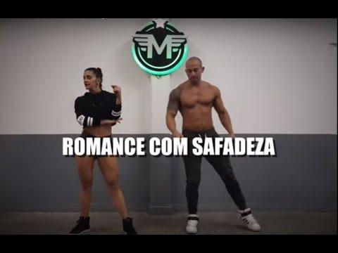 ROMANCE COM SAFADEZA / Wesley Safadão FT Anitta / COREOGRAFIA PAULA AMOEDO /Bailarines Paula y Dunga