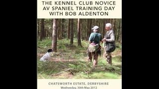 The Kennel Club Novice Av Spaniel Day With Bob Aldenton