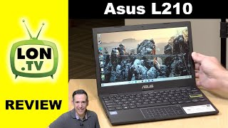 """Asus L210 11.6"""" Windows Laptop Review - Affordable with great battery life"""