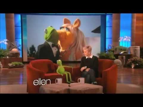 Kermit the frog on Ellen best scene
