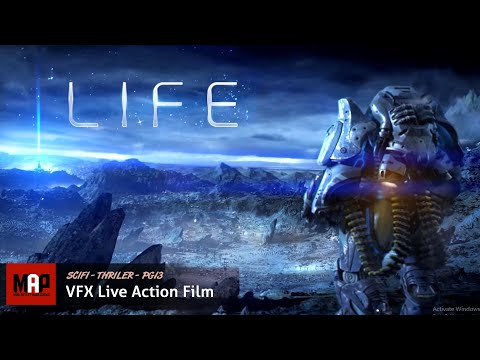"CGI 3D Animated Short Film ""LIFE"" Awesome Sci-Fi Animation by Pixelhunters"