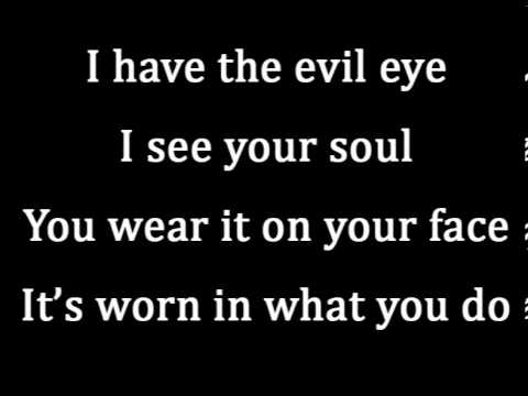 Franz Ferdinand - Evil eye (Lyrics)