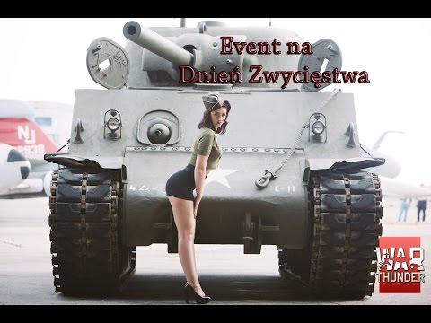 War Thunder po Polsku - Event na dzień zwycięstwa