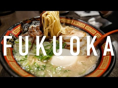 Fukuoka In A Day: What To Do And Eat In Fukuoka | Japan Trav
