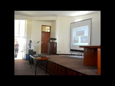 Introduction to Solar Radiation Lecture by Dr James Mubiru