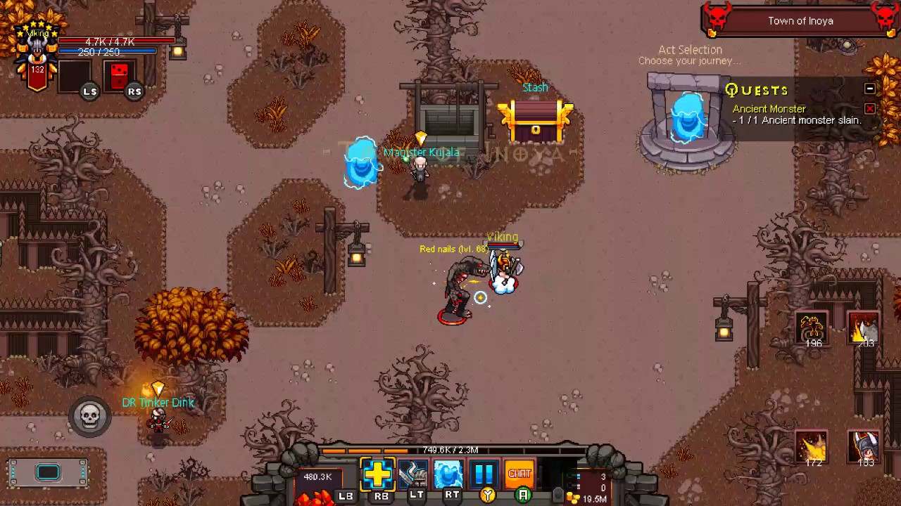 hero siege act 5