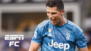 Cristiano Ronaldo misfires, but Juventus win at Parma | Serie A Highlights