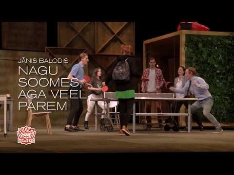 Ugala teater: NAGU SOOMES, AGA VEEL PAREM