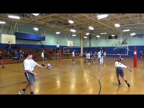 5   SAVL Spring Madness March 2018 Axis 14 Boys vs GSJ 15 West Black Game 2  Set 1 of 2