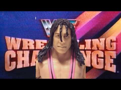 Owen vs Bret promo for Summerslam 1994