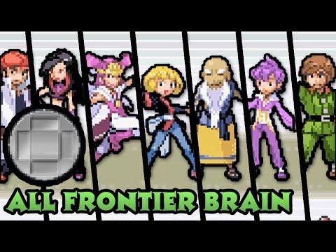 Pokémon Emerald - All Frontier Brain Battles【Silver Symbol】[HQ]