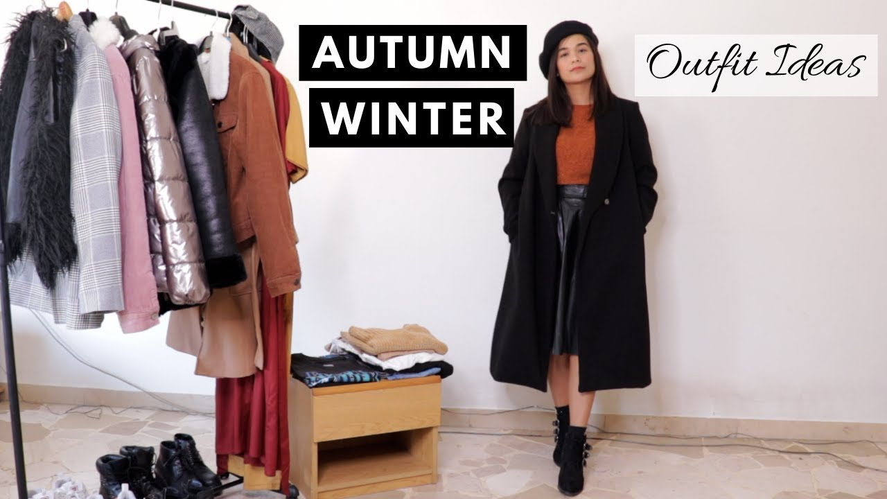 [VIDEO] - CASUAL AUTUMN/WINTER OUTFIT IDEAS 2019/2020 | GO TO OUTFIT IDEAS! 8