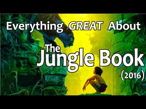 Everything GREAT About The Jungle Book! (2016) thumbnail