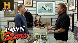Pawn Stars: A Colt Army Model 1860 May Be Worth $15,000 (Season 10) | History