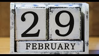Why Do We Have Leap Years? -