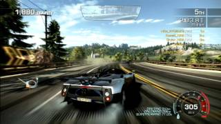 NFS Hot Pursuit: End of the line (Double WR) 4:46.64 By NOs Team