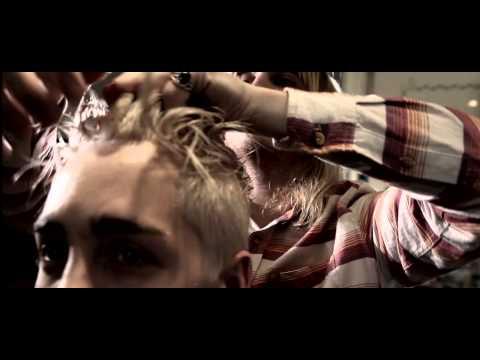 Fish Soho Salon - Dylan Gets A New Hair Cut