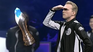 ZVEN LOOKING FOR HIS FIRST LCS TITLE (2019, Colorized)