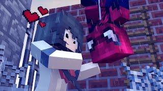 Minecraft : APAIXONADA PELO HOMEM-ARANHA ( Yandere High School) !! - Aventuras Com Mods #38