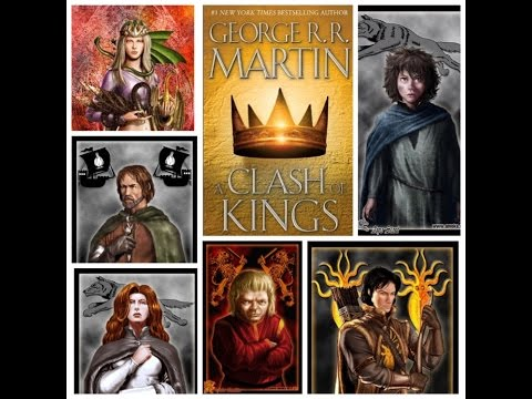 ASOIAF:  A Clash Of Kings Re-Read Project***Part 2*** (CHAPTER SUMMARIES)