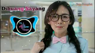 Cover images Uci Sucita - Dibuang Sayang (Official Trap Dangdut)