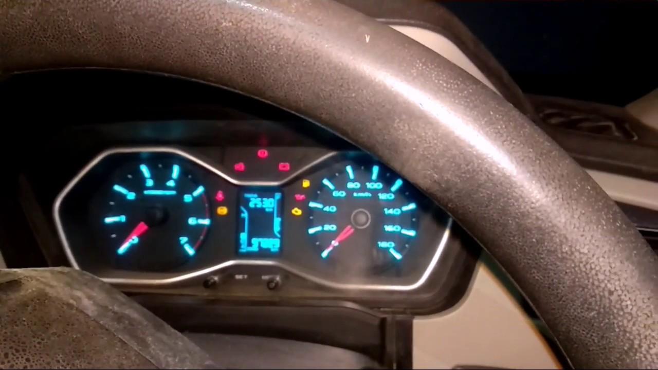 Mahindra Scorpio S10 starting problem check engine light blinking
