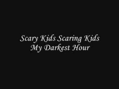 Scary Kids Scaring Kids - My Darkest Hour