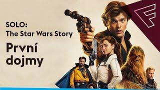 První dojmy - Solo: Star Wars Story - Průšvih se nekoná