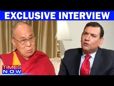 EXCLUSIVE INTERVIEW: 'Rhetoric Is Easy, Action Is Not', Dalai Lama On China Issue