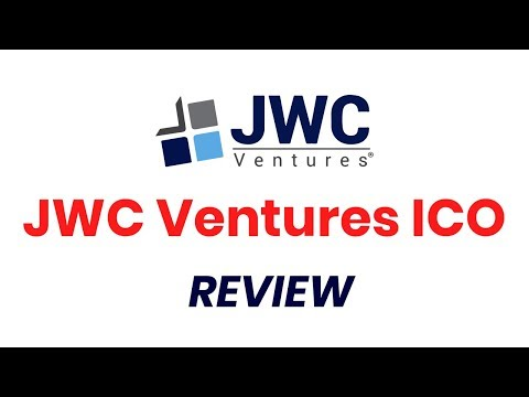 Increase principle of JWC tokens - JWC Blockchain Ventures ICO