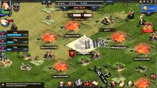 Clash of Kings, china farmer, clone, bot, speed farm