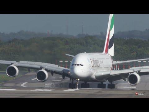 Aterrizaje de Airbus