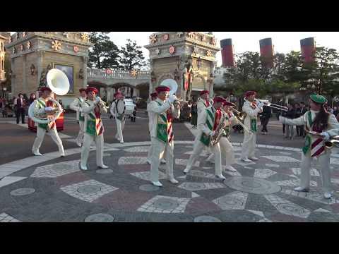 TDS Maritime Band team A (Christmas) TDS マリタイム・バンド (Aクリスマス)