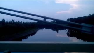 Рыбалка на реке Сосьва 4 - 7 авг 2016 г.