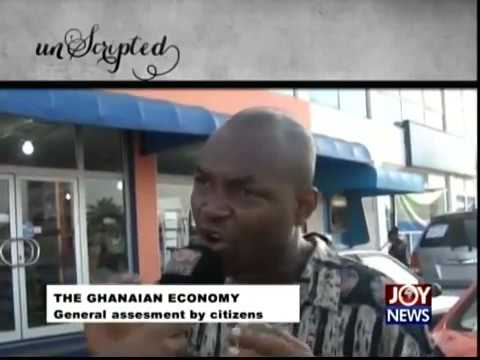 Hilarious Ghanaian interview about economy of Ghana