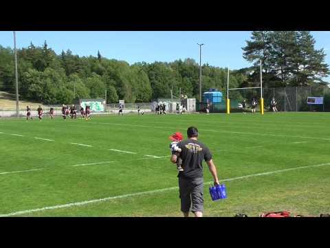 Turku Eagles vs Pori Bombers