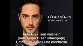 Gökhan Özen-Tövbeliyim (Música turca-traducción)-Piero Sandro