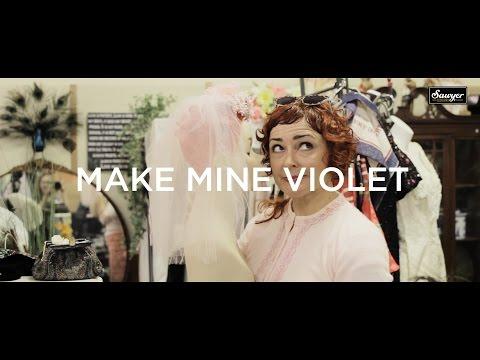 """Dressy Bessy - """"Make Mine Violet"""""""